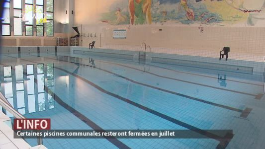 Piscines communales: on rouvre ou pas?