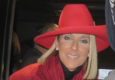 Céline Dion: on valide son look de working-girl