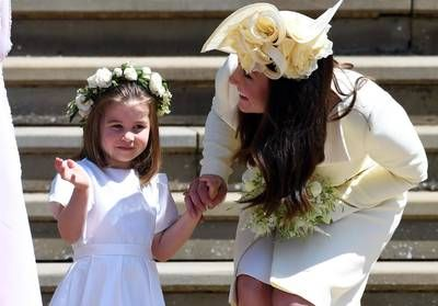 On sait pourquoi Kate Middleton portait un diamant jaune au royal wedding