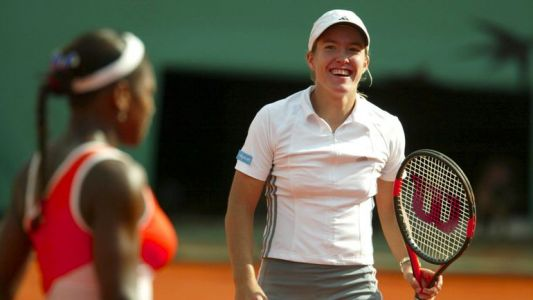 Roland-Garros 2003:  Henin-Williams, une demi explosive !