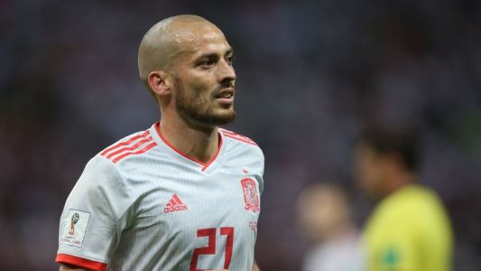 David Silva annonce sa retraite internationale