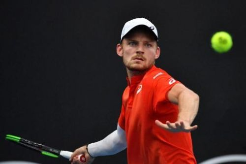 David Goffin résorbe un retard d'un set contre Copil et se qualifie pour le 3e tour