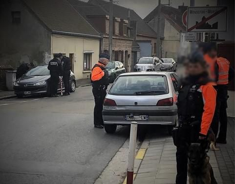 Une opération conjointe fructueuse