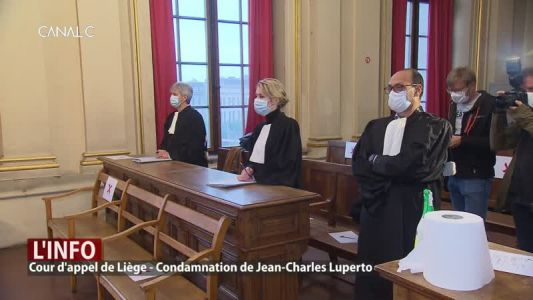 Jean-Charles Luperto reconnu coupable !