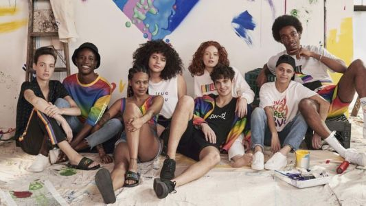 "H&M soutient les communautés LGBTQI avec sa collection ""Love For All"""