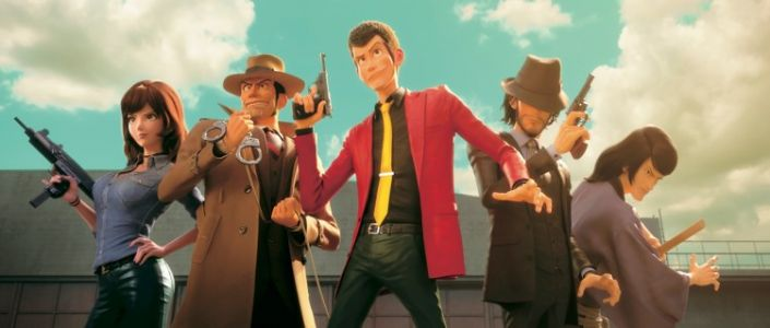 Critique ciné:  Lupin III the first, un coup de coeur en 3D