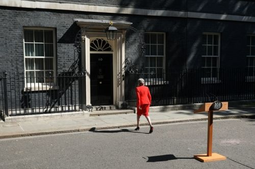 Theresa May annonce sa démission pour le 7 juin