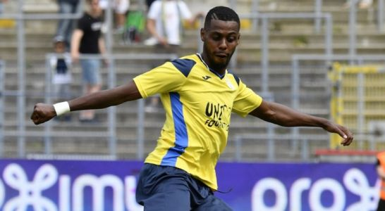 Union Saint-Gilloise:  Faiz Selemani rejoint Courtrai