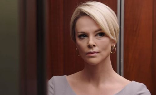 Charlize Theron:  Celle par qui le scandale arrive