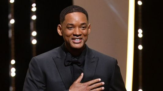 Will Smith pour l'hymne officiel de la Coupe du monde de football en Russie