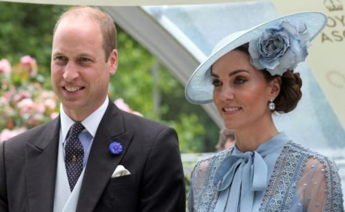 Kate Middleton vient-elle de signer le plus beau portrait de Charles et William ?
