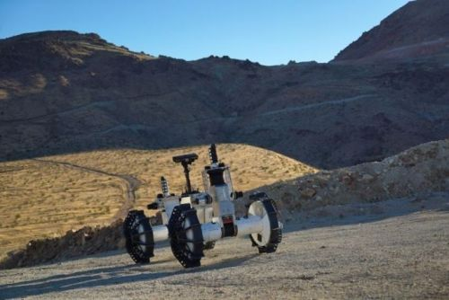 VIDEO. Un robot capable d'escalader les terrains extraterrestres les plus abrupts