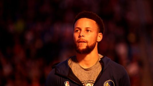 Les stars NBA Curry et Thompson marchent contre le racisme