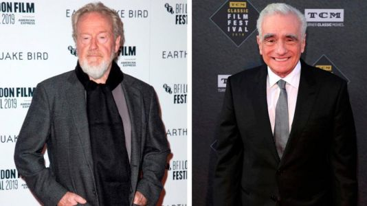Martin Scorsese et Ridley Scott chez Apple TV+ !