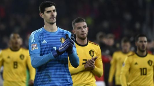 "Courtois:  ""On était trop relax, on a pris une gifle !"""