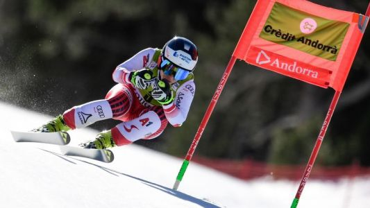 L'Autrichienne Schmidhofer remporte la descente à Lake Louise
