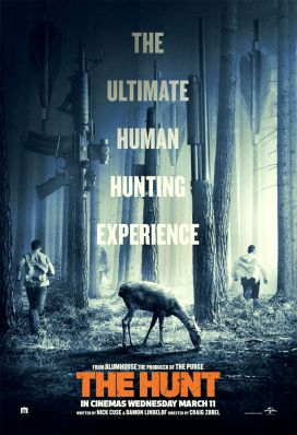 « THE HUNT » (2020)