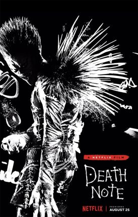 «DEATH NOTE» (2017)