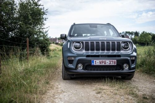 Jeep Renegade T4 Limited