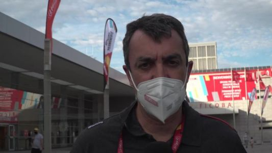 "Javier Guillen, organisateur de la Vuelta 2020 : "" On tente de s'inspirer au maximum du Tour de France """