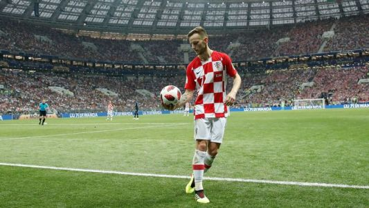 Le Croate Ivan Rakitic, finaliste de la Coupe du Monde 2018, arrête sa carrière internationale