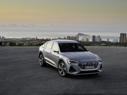 Salon de Los Angeles:  L'Audi e-tron se décline en version Sportback