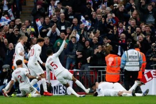 L'Angleterre file au Final Four de la Ligue des Nations et envoie la Croatie en Ligue B