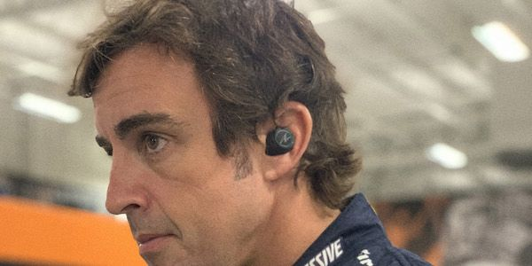 HIGH-TECH:  Fernando Alonso X Bang & Olufsen