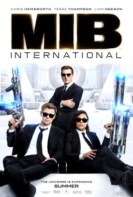 « MIB:  INTERNATIONAL » (2019)