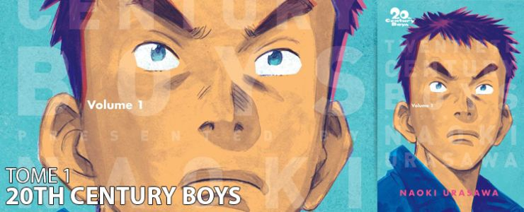 Avis manga:  20th Century Boys - Perfect edition
