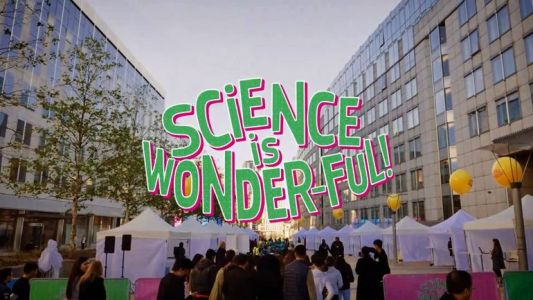 L'expo gratuite Science is Wonderful ! débarque le 25 septembre à Tour et Taxis