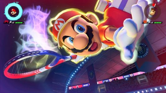 Test Mario Tennis Aces sur Nintendo Switch