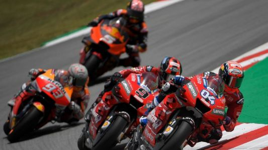 Suivez en direct les qualifications moto du GP de Catalogne