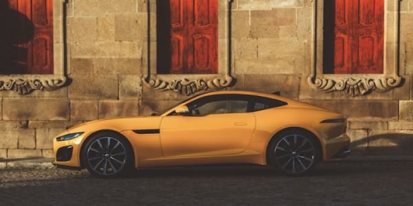 MOTEUR:  E-TV A TESTE LA NEW F-TYPE BY JAGUAR