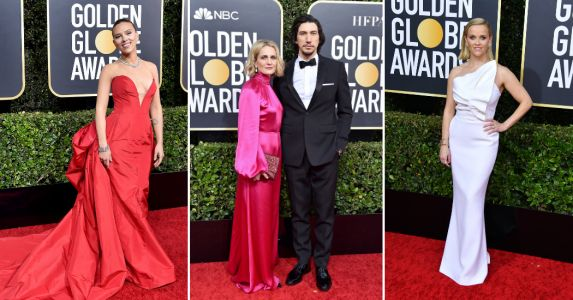 Golden Globes 2020:  les plus beaux looks du tapis rouge