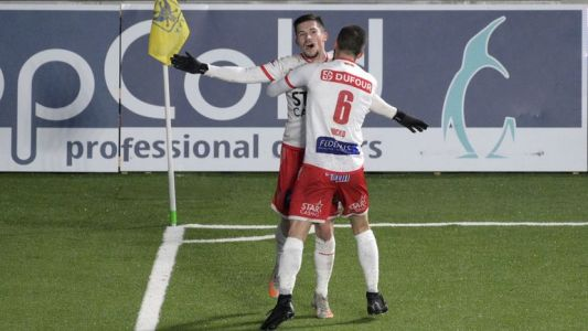 Pro League:  Mouscron bat Saint-Trond, le Cercle de Bruges gagne enfin