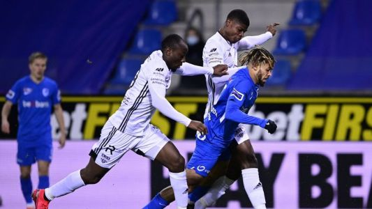 Genk cartonne contre Eupen et revient à un point de l'Antwerp