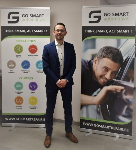 Wim De Knijf renforce Go Smart Automotive Repair