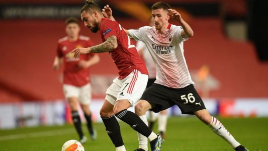 Europa League:  Milan AC - Manchester United, Saelemaekers titulaire