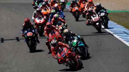 Moto GP : Les courses du GP de France