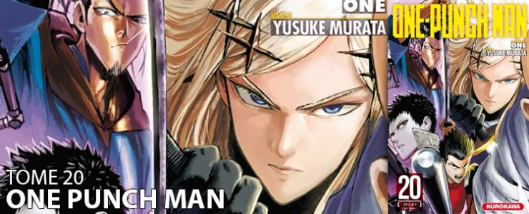 Avis manga:  One punch man