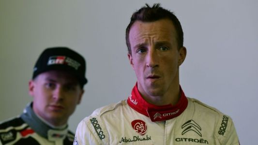 Le crash au Portugal fatal à Meeke