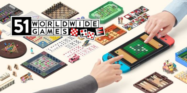 Test 51 Worldwide Games:  Un jeu qui fait le tour du monde