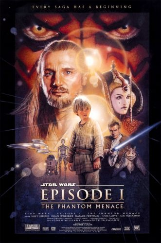 « STAR WARS:  ÉPISODE 1 - LA MENACE FANTÔME » (1999)