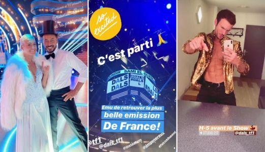 DALS 10:  les couples entre anticipation et répétitions