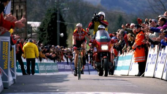 Il y a 20 ans, Rik Verbrugghe remportait la Flèche Wallonne