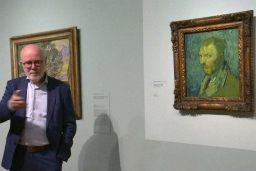 Un autoportrait de Van Gogh psychotique authentifié