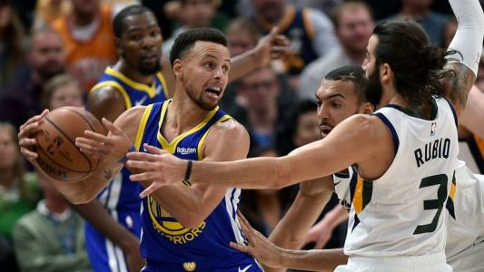 Utah fait trembler Golden State mais les Warriors s'imposent sur le fil