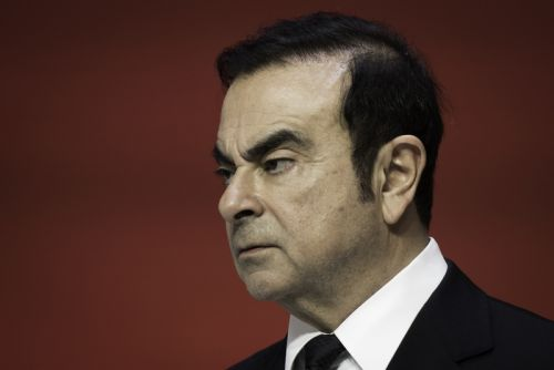 Carlos Ghosn interdit de quitter le territoire