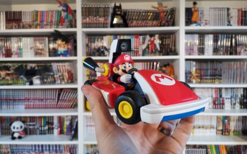 Test Mario Kart Live:  simple gadget ou concept incroyable ?